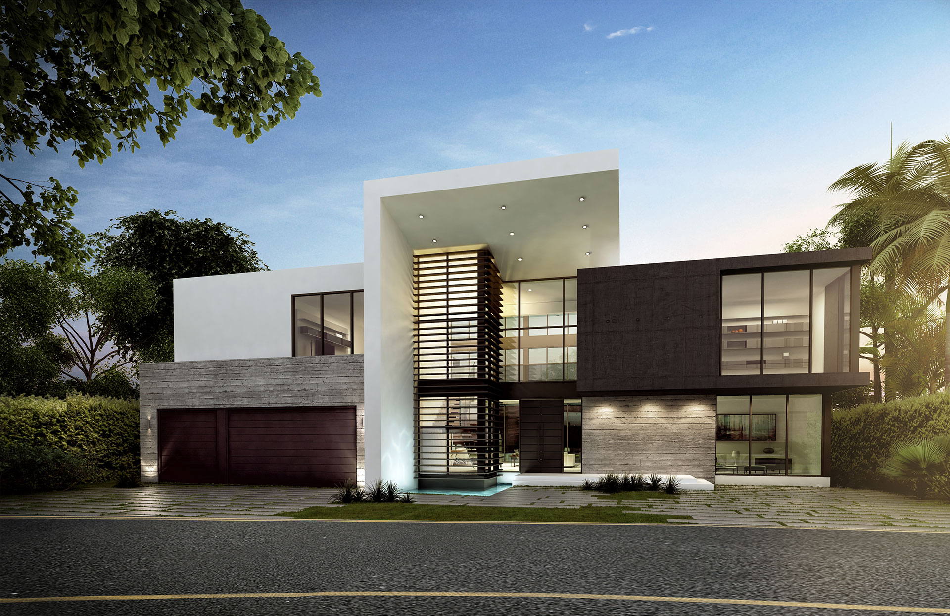Architecture project in Mola Ave, Fort Lauderdale