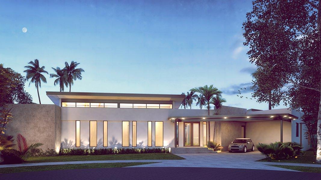 Architecture project in 2425 Miami