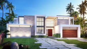 Architecture project in 407 Golden Beach Drive