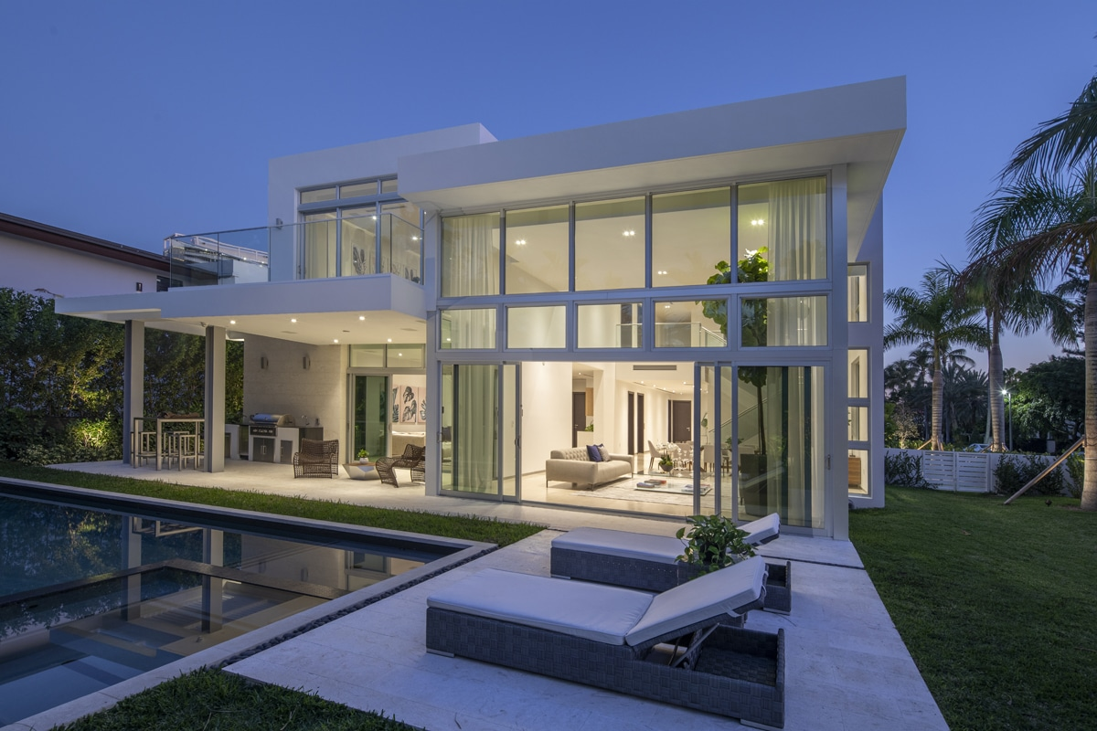 Architecture project in 77 Bal Harbour, Florida