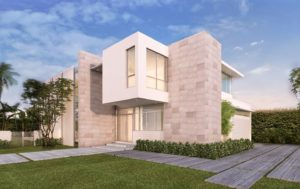 Exterior Architecture project in 77 Bal Harbour, Florida