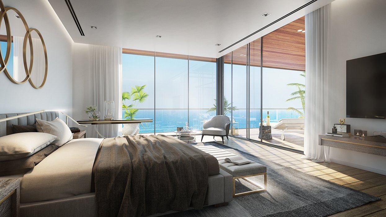 Interior Architecture project in Biscayne Point, Miami Beach