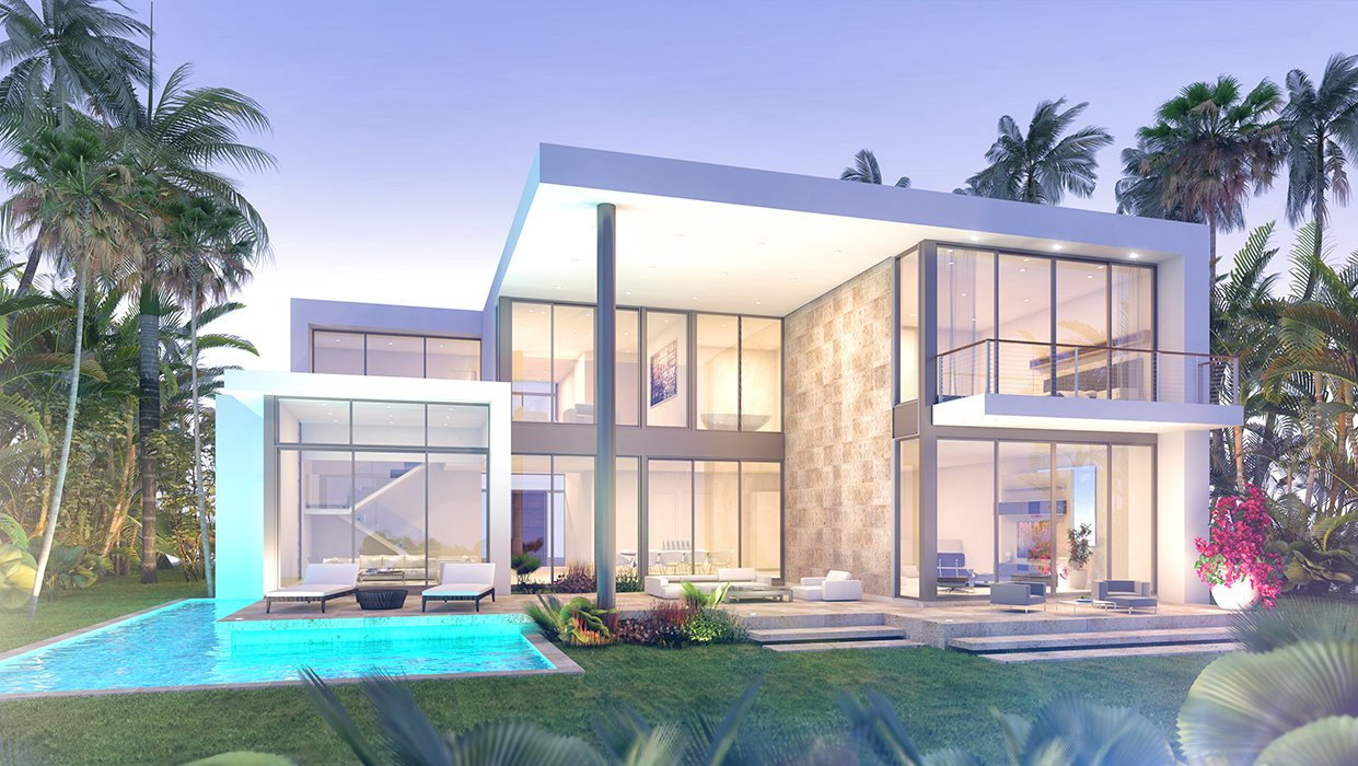 Exterior Architecture project in Douglas RD, Florida