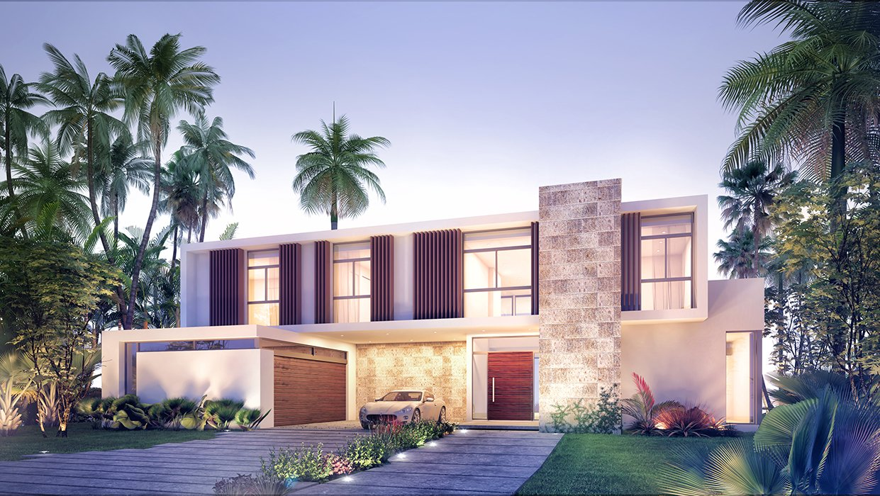 Architecture project in Douglas RD, Florida