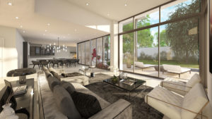 Interior Design project in Douglas RD, Florida