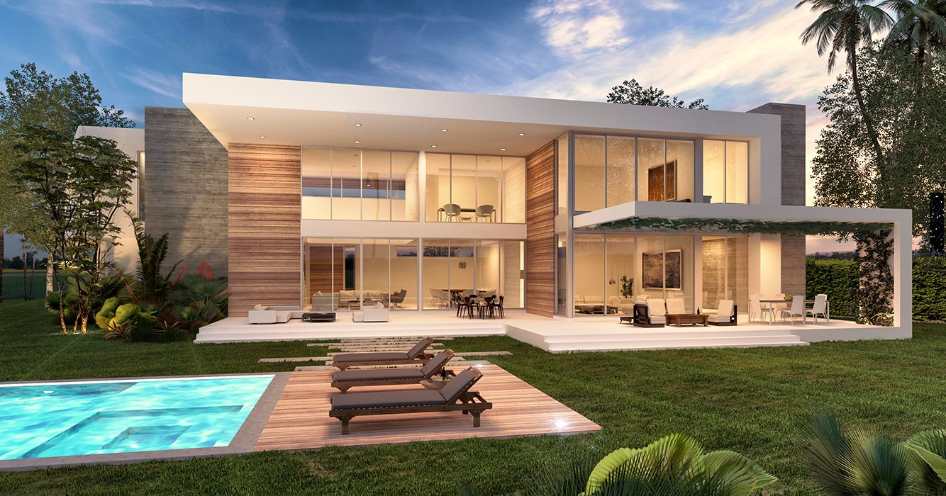 The Interior Design project at Lake Point, North Miami Beach