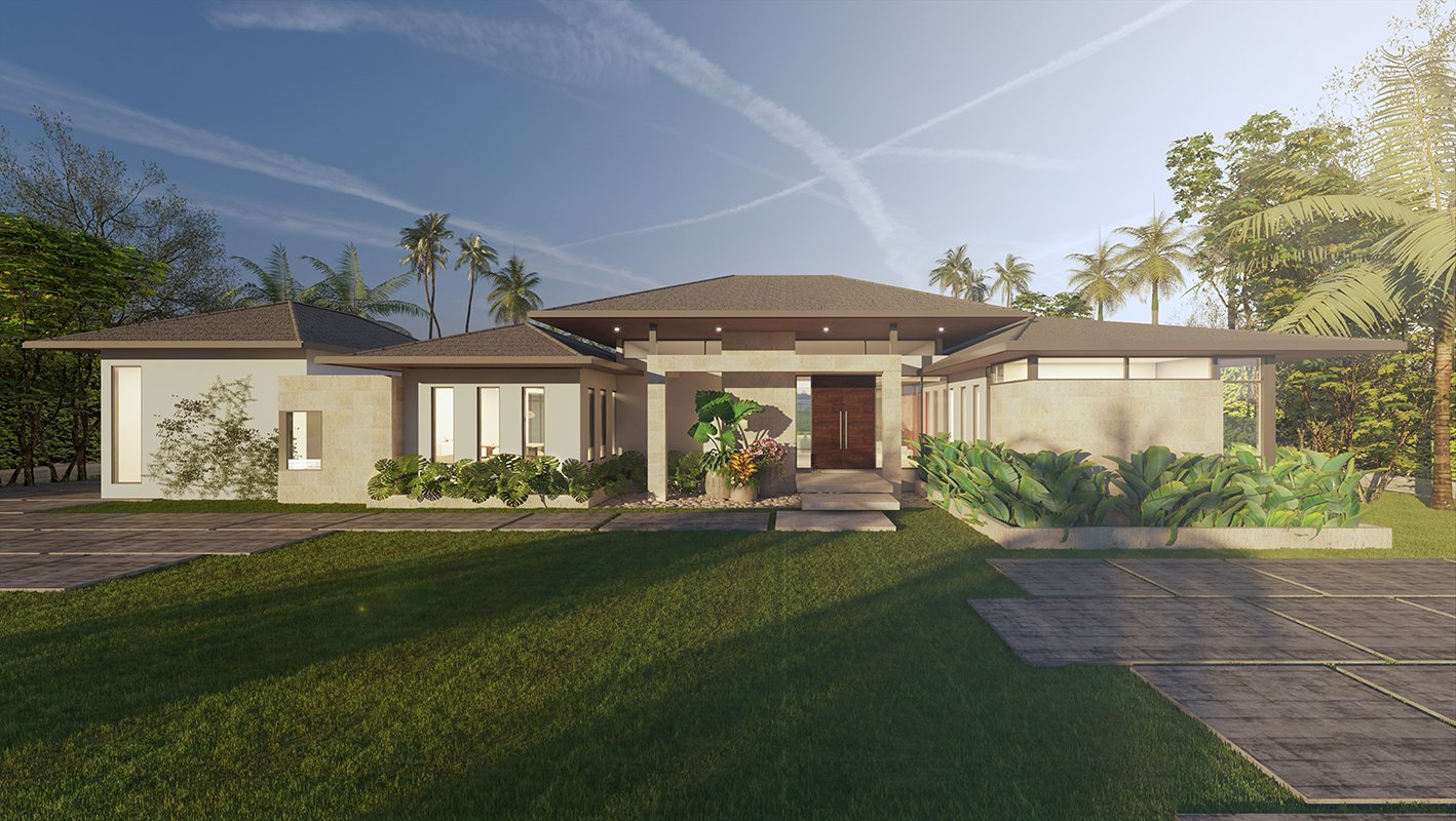 Architecture project in Suncrest Drive, Florida