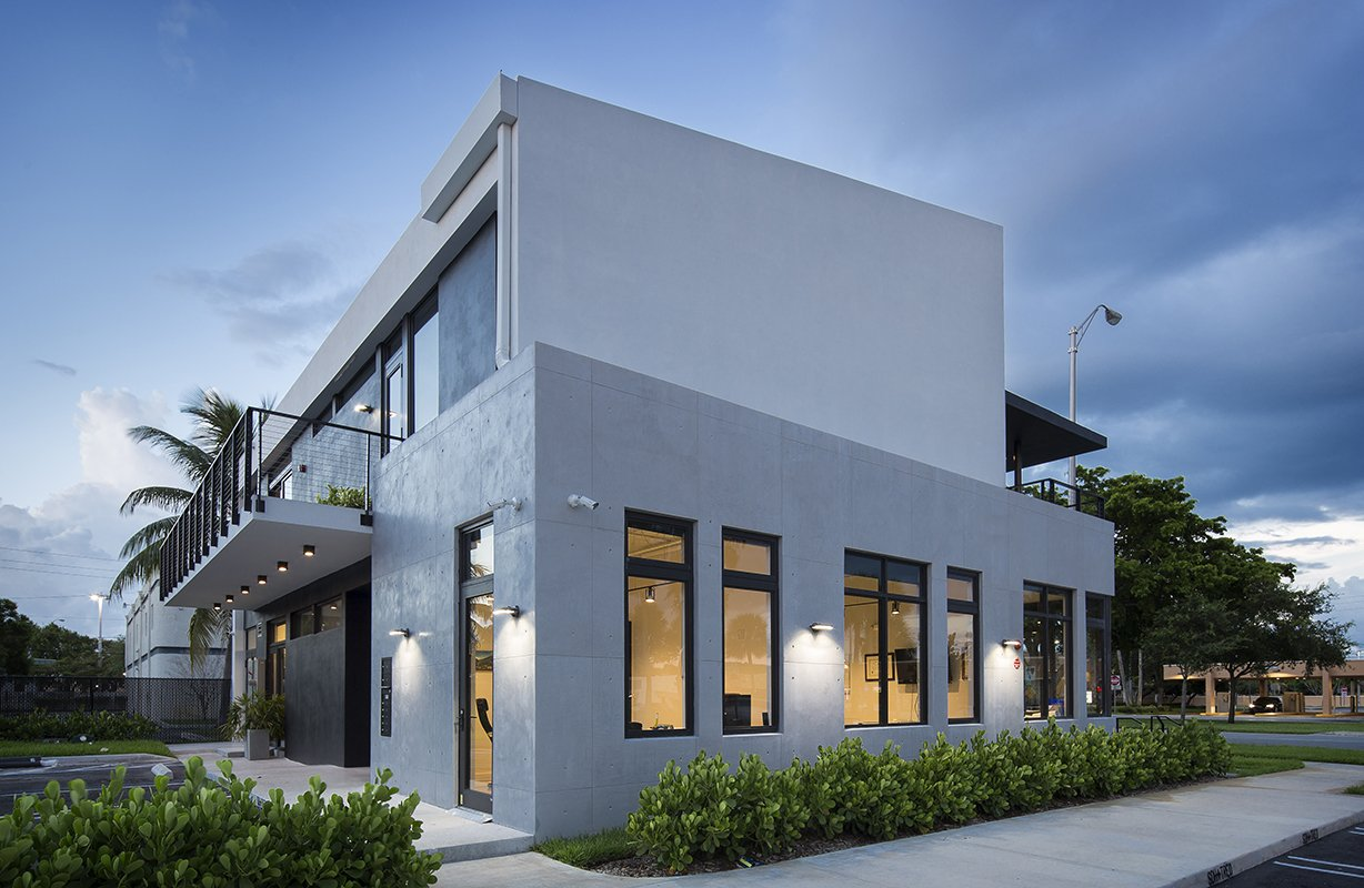Side View Architecture project at 18200 NMB, Florida