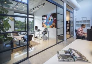 Office View Interior Design project in 18200 NMB, Florida