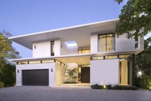 Architecture project in 345 Golden Beach Drive, Florida