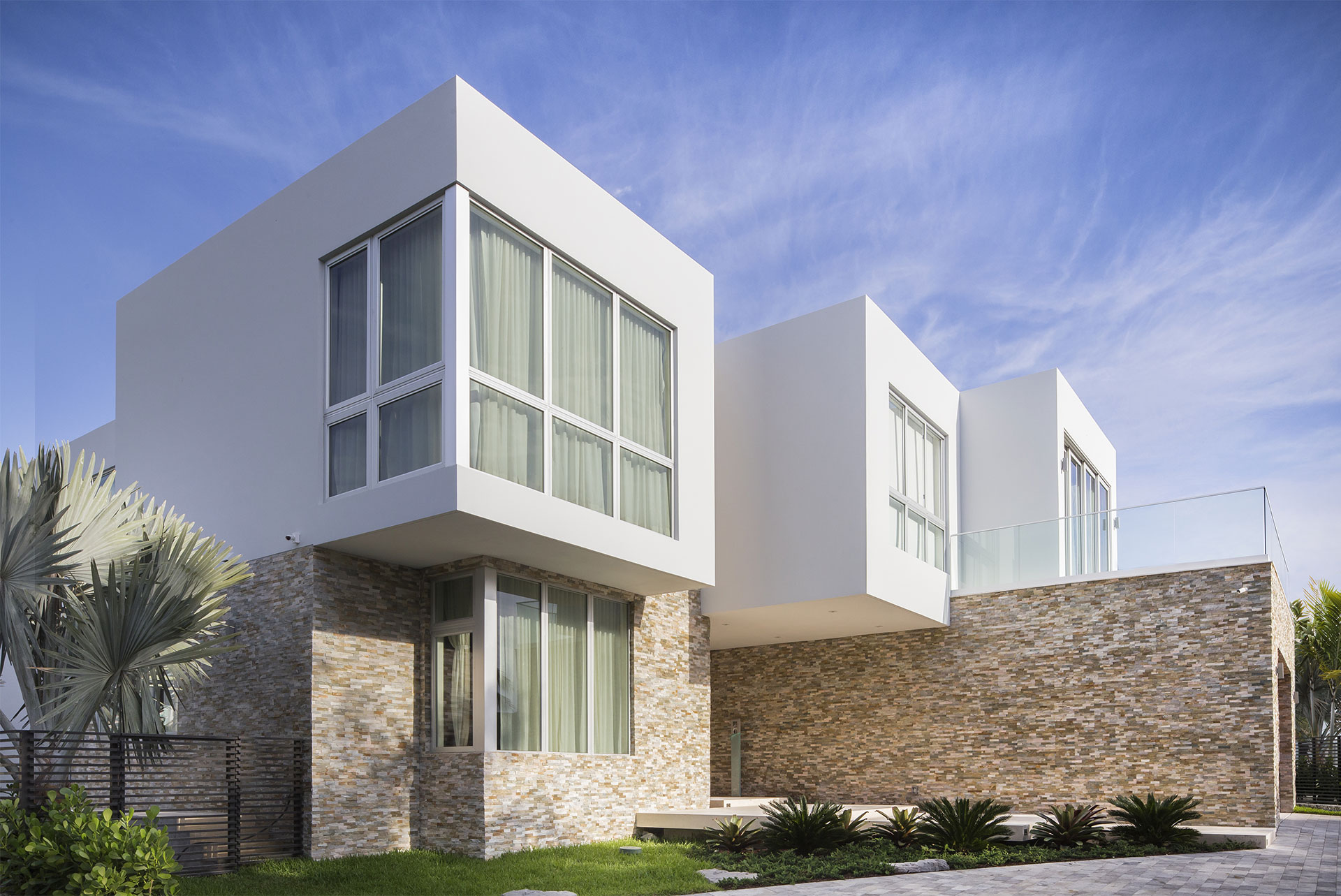 Architecture project in 400 Golden Beach Drive