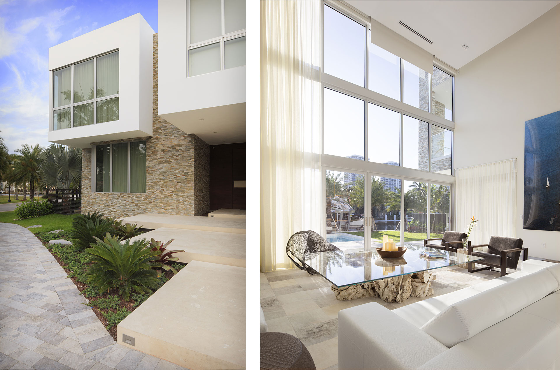 The Interior Design at 400 Golden Beach Drive