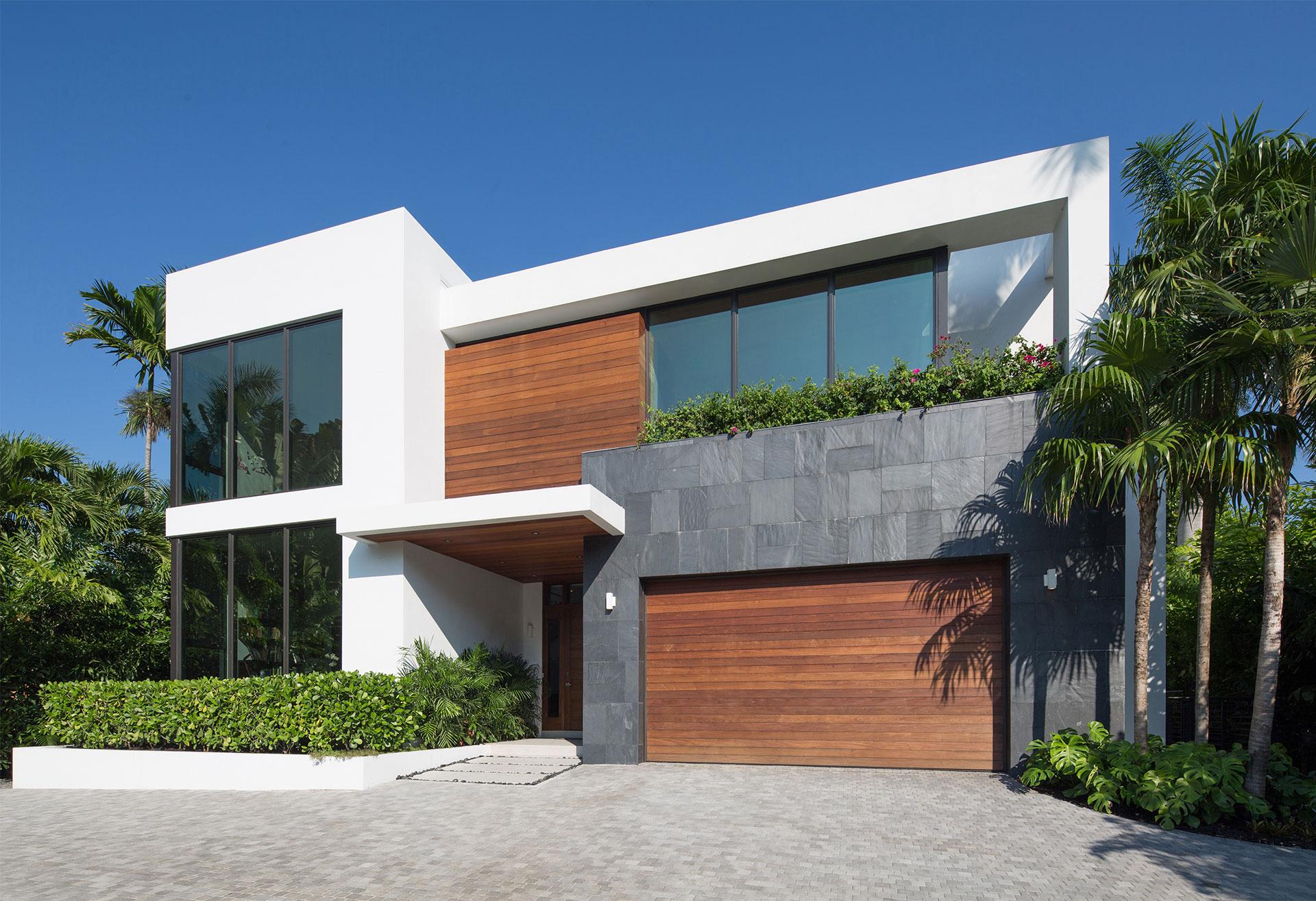 Architecture project in 475 Center Island Drive, Florida