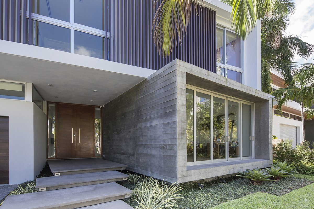 Side View Exterior Architecture project in 480 North Parkway, Florida