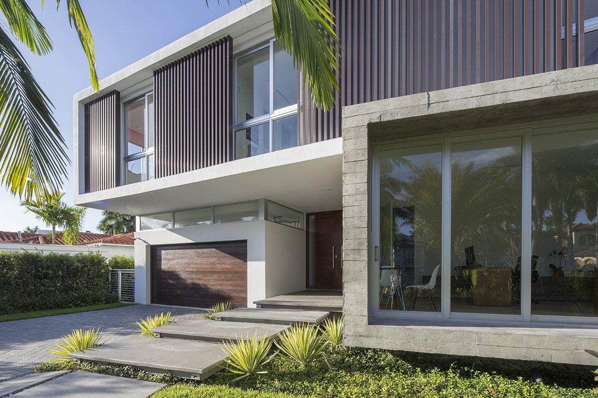 Architecture project in 480 North Parkway, Florida