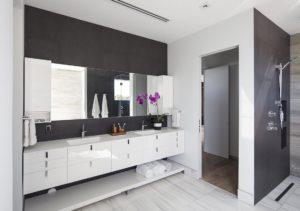 Bathroom View Interior Design project in 480 North Parkway, Florida