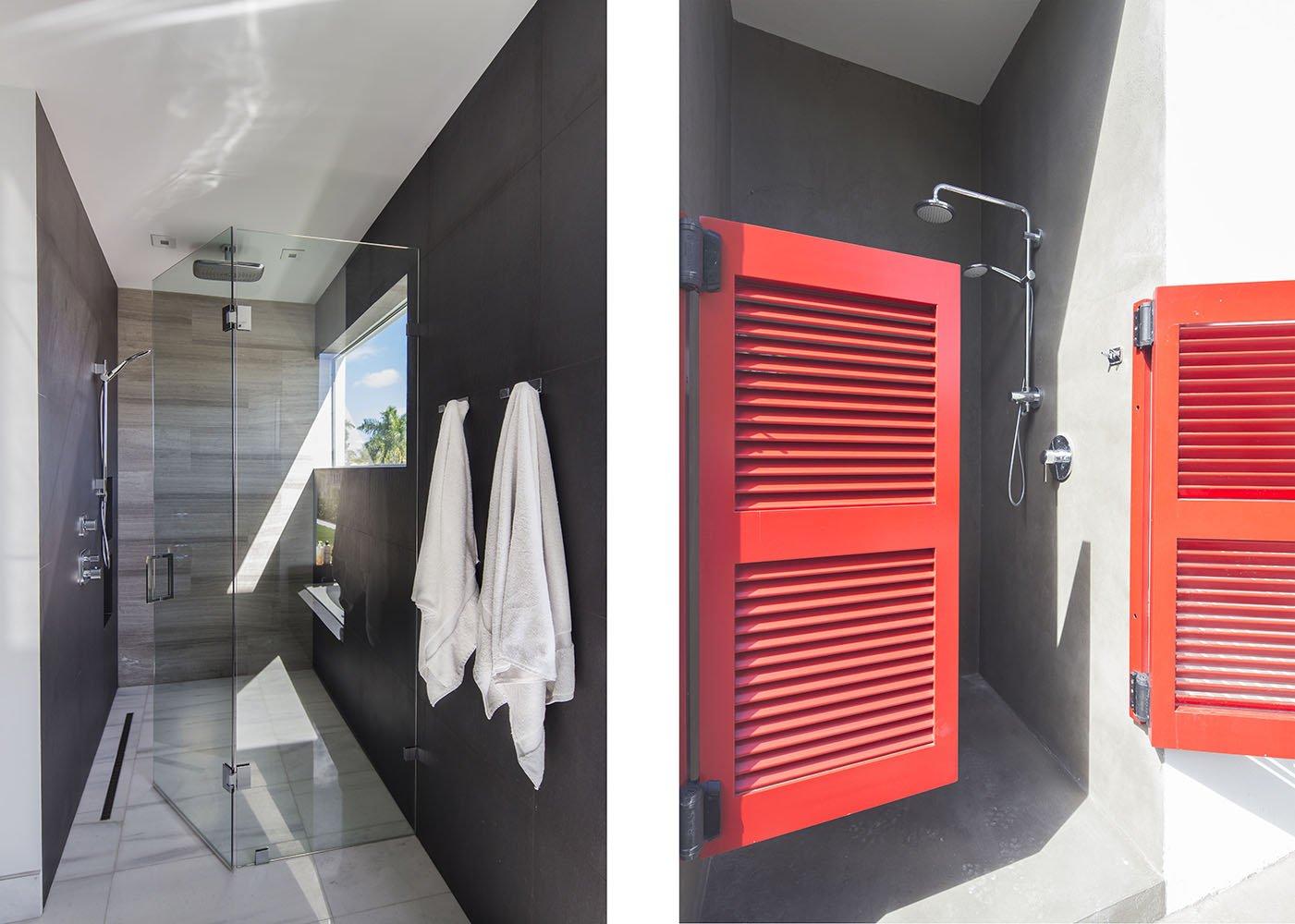 Bathroom Side View Interior Design project in 480 North Parkway, Florida