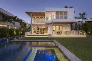 Swimming Pool View Exterior Architecture project in 484 North Parkway, Florida