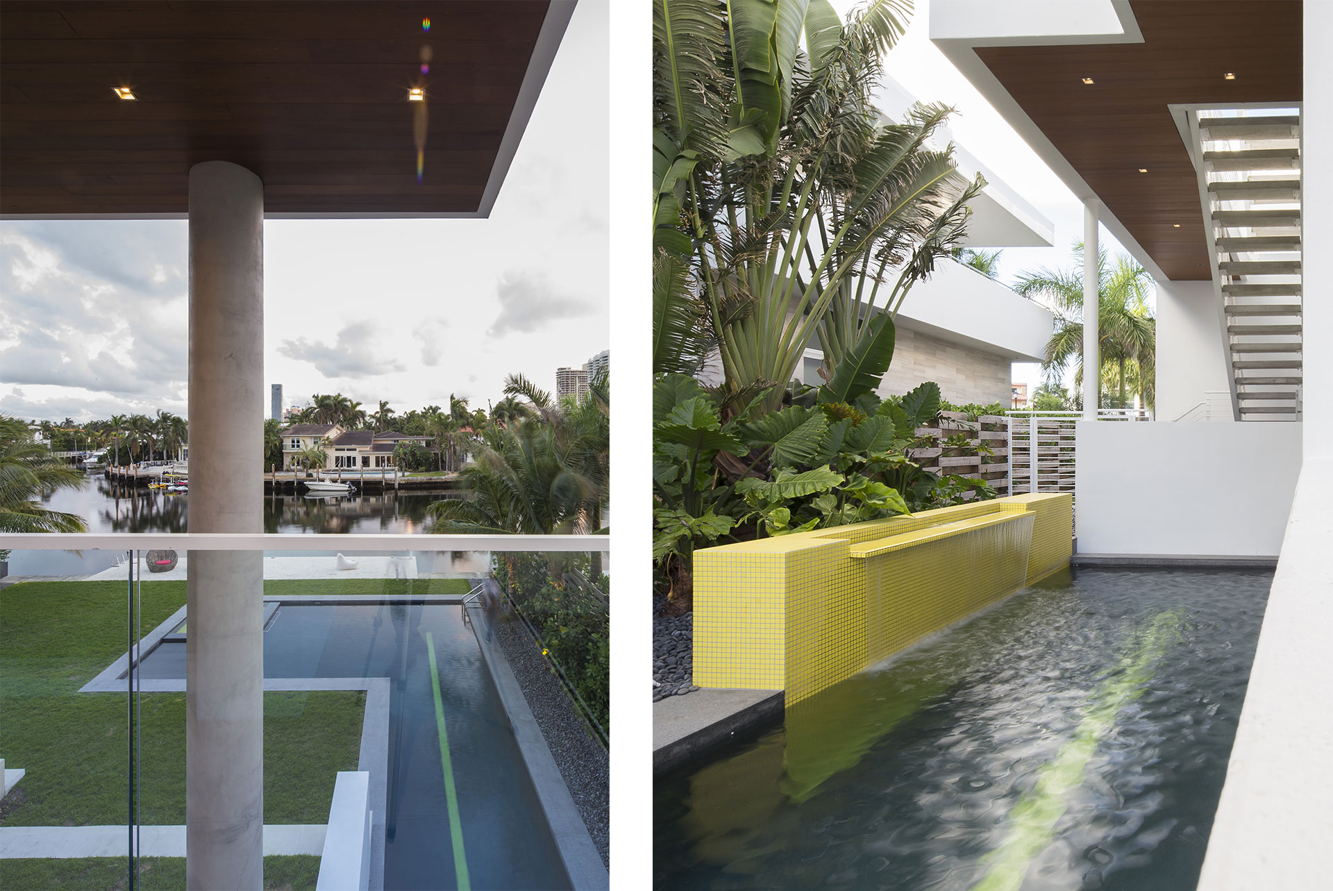 Swimming Pool Side View Exterior Architecture project in 484 North Parkway, Florida
