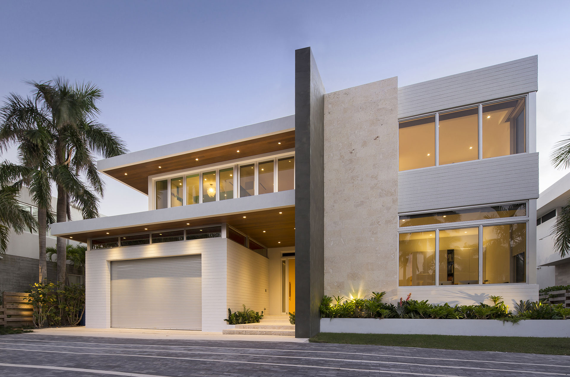 Architecture project in 484 North Parkway, Florida
