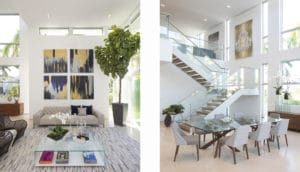 Interior Design Architecture project in 77 Bal Harbour, Florida