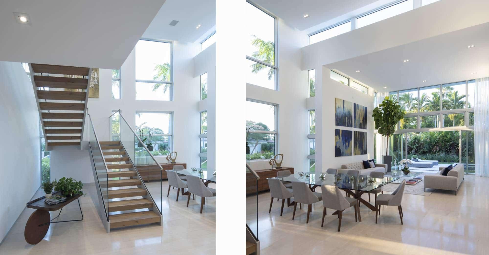 Interior Design Architecture project in 77 Bal Harbour, Florida