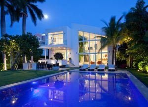 Architecture project in 96 Golden Beach Drive, Florida