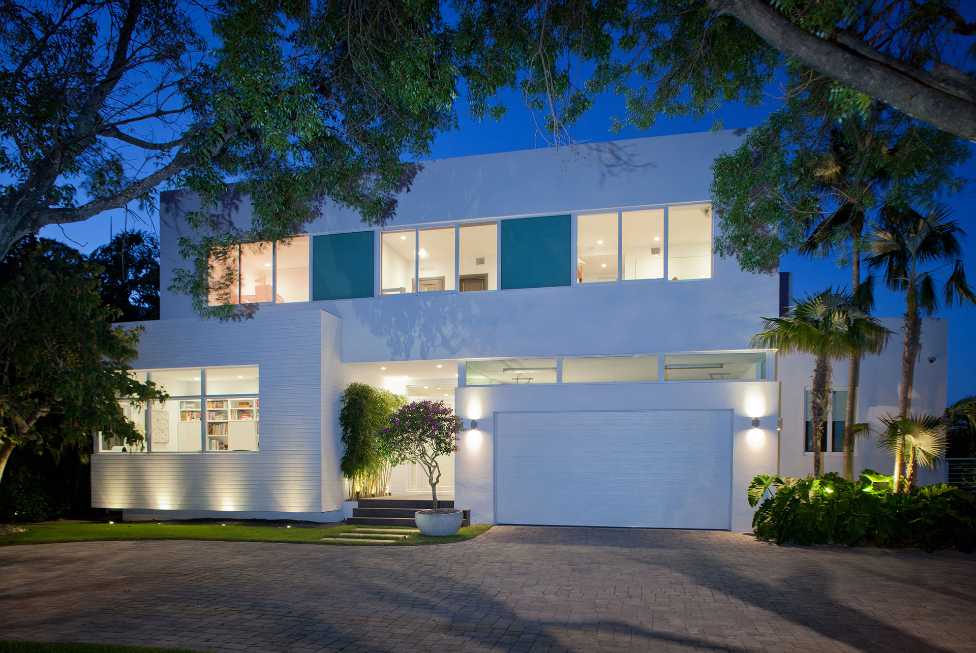 Exterior Architecture project in 96 Golden Beach Drive, Florida