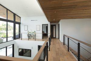 Interior Design hall view project in Boca Raton, Florida