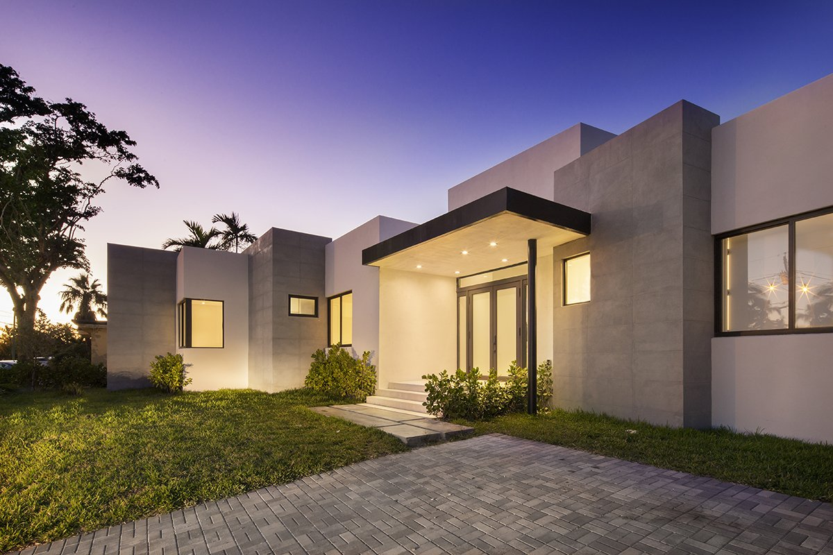 Architecture project in Enchanted Lakes, Florida