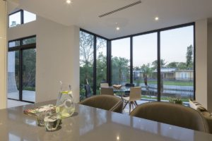 Dinning Room Side View Interior Design project in Enchanted Lakes, Florida