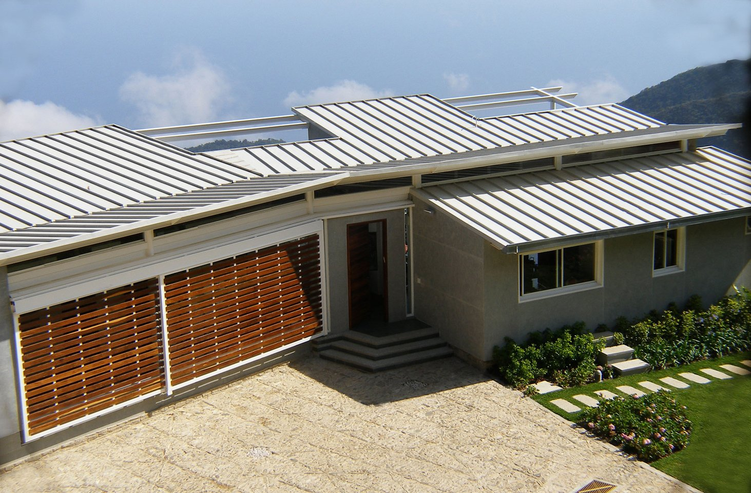 Exterior Architecture project in Galipan El Avila, Venezuela