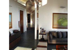 Interior Design living room view project in Galipan El Avila, Venezuela