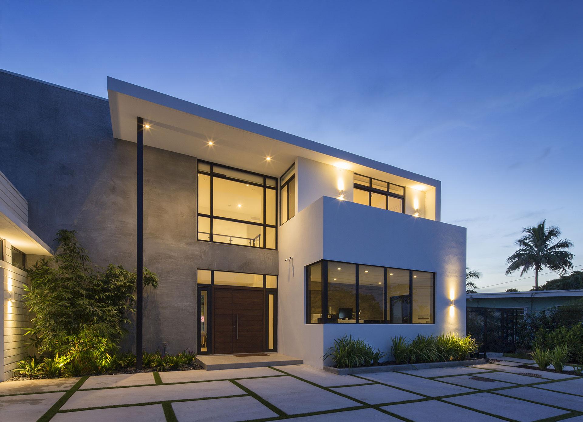 Exterior Architecture project in North Miami Beach, Florida