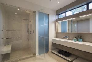 Bathroom View Interior Design project in North Miami Beach, Florida