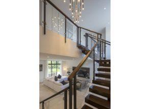 Living Room Side View Interior Design project in North Miami Beach, Florida