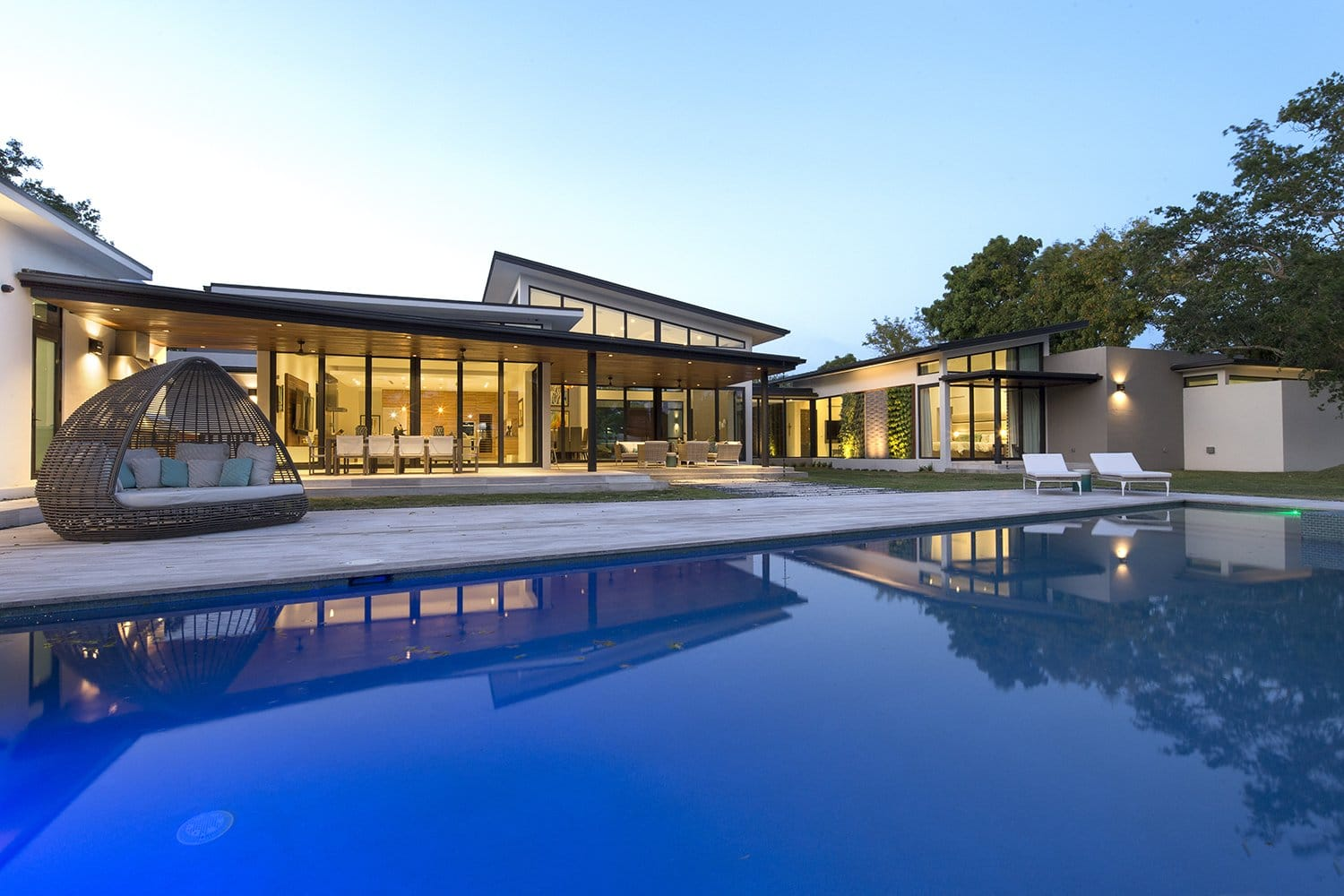 Exterior Architecture project in Pinecrest, Florida