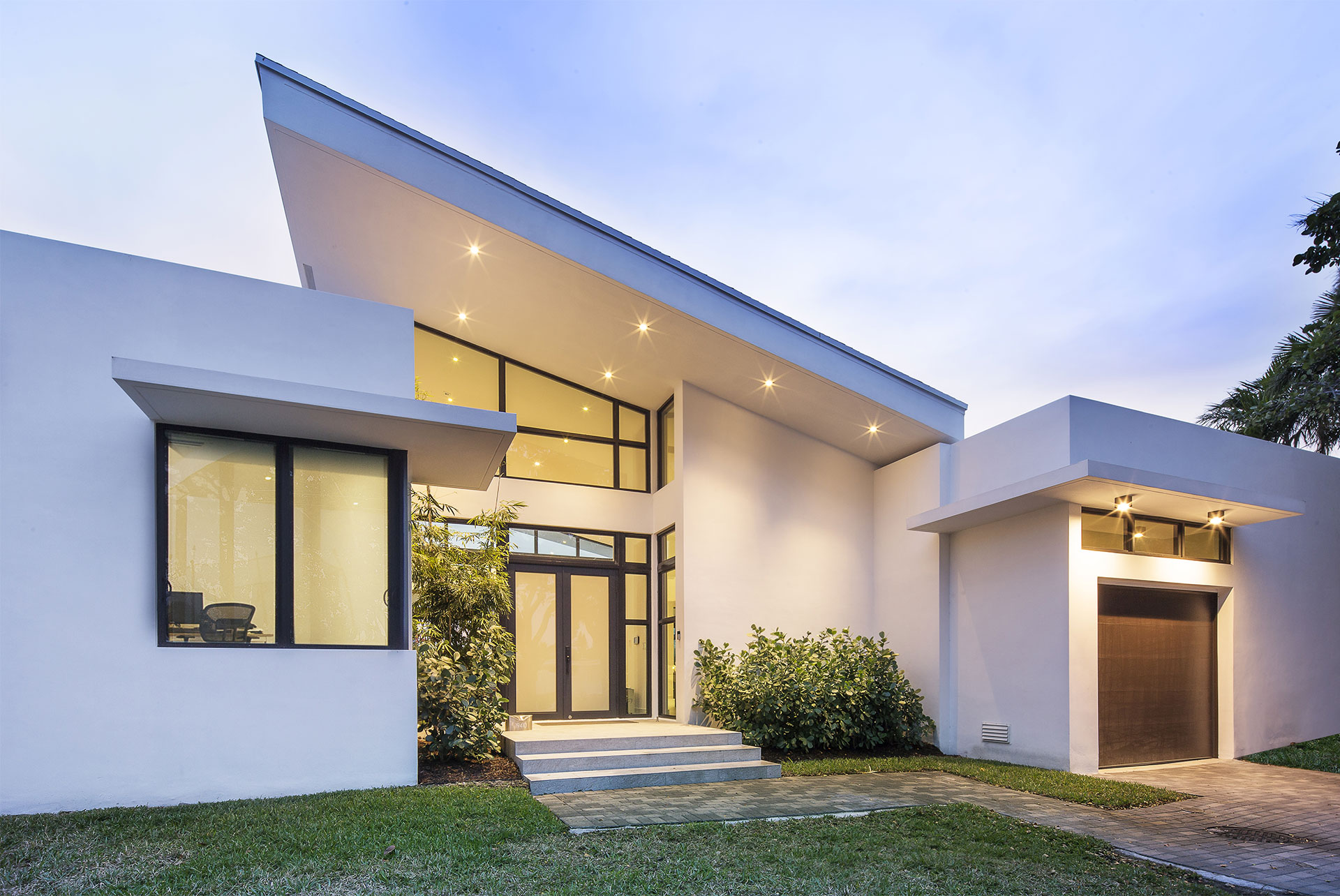 Exterior Architecture project in Sky Lake I, Florida