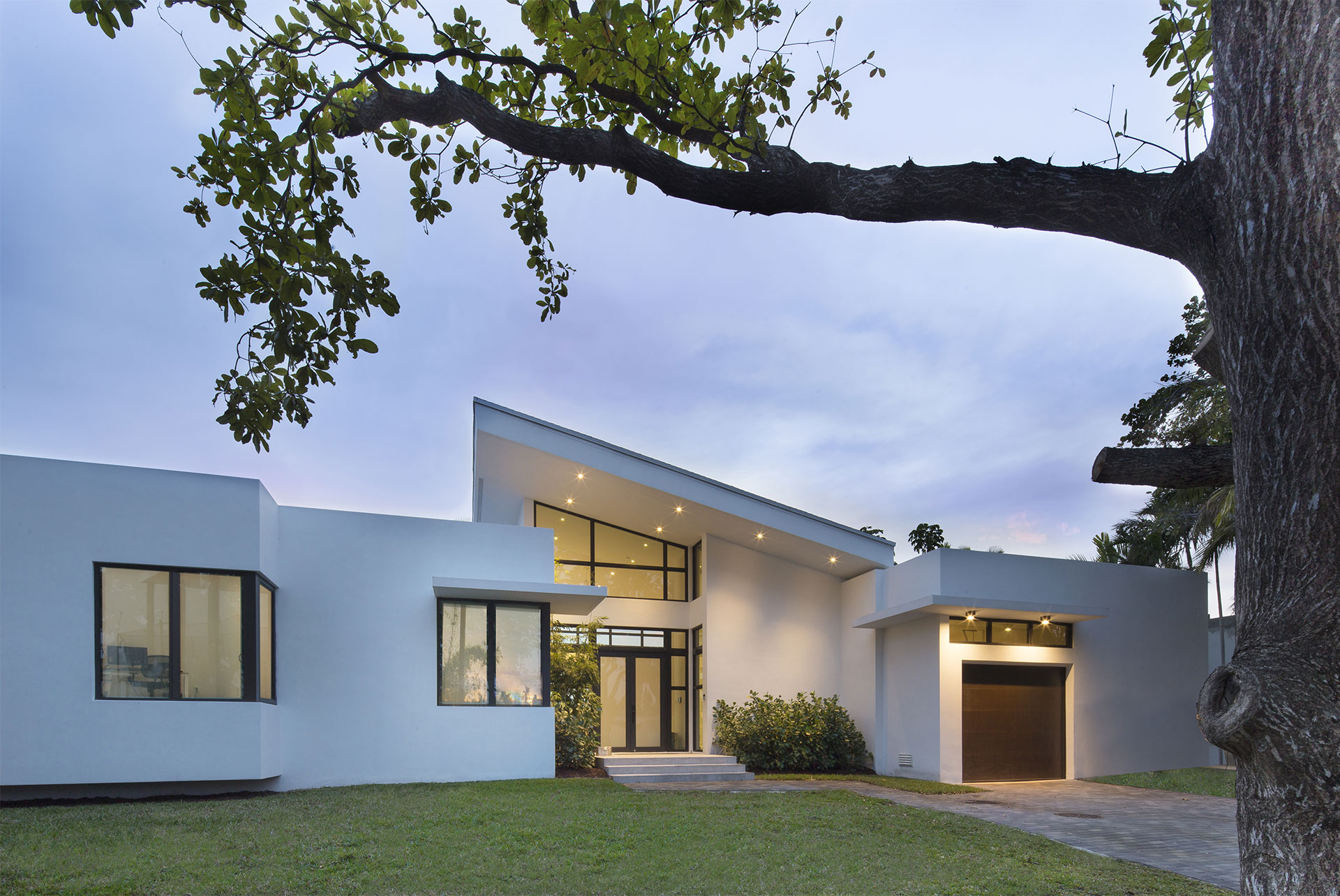 Architecture project in Sky Lake I, Florida