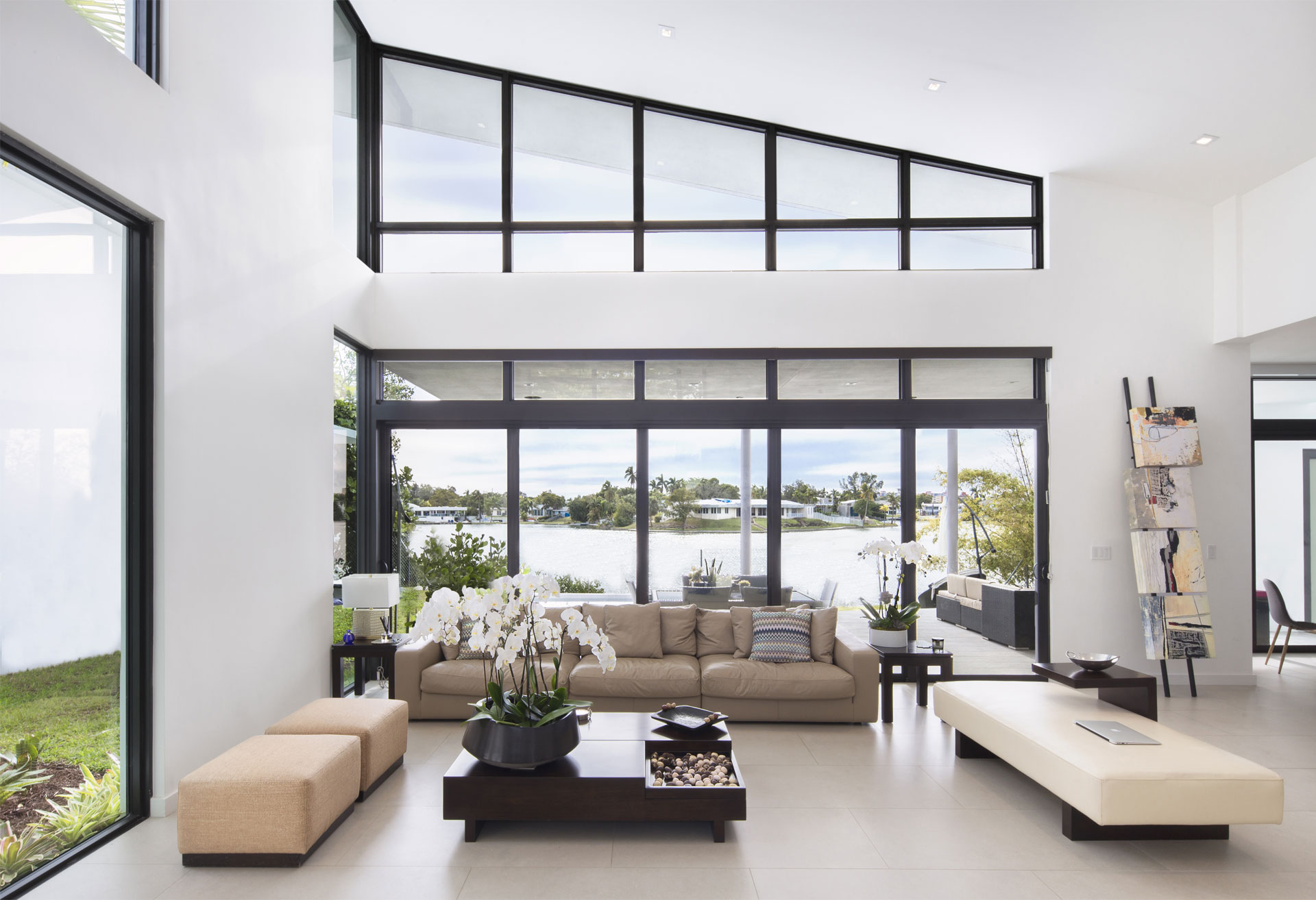 Interior Design project in Sky Lake I, Florida