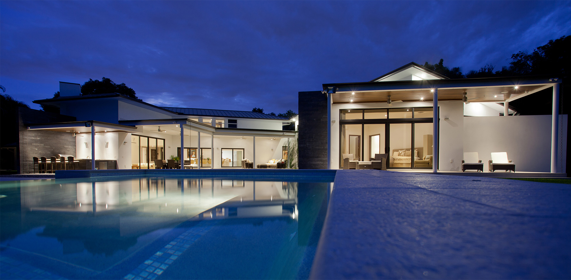Exterior Architecture project in Southwest Ranches, Florida