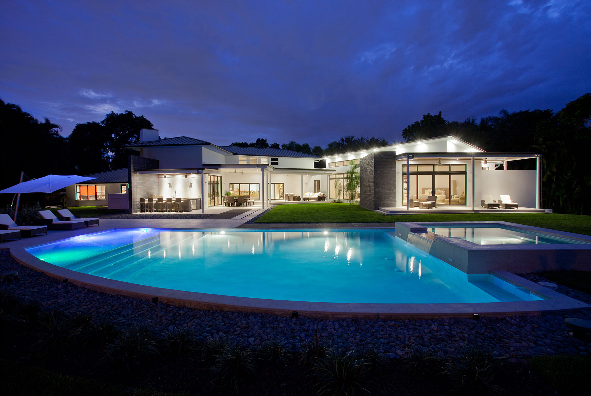 Architecture project in Southwest Ranches, Florida