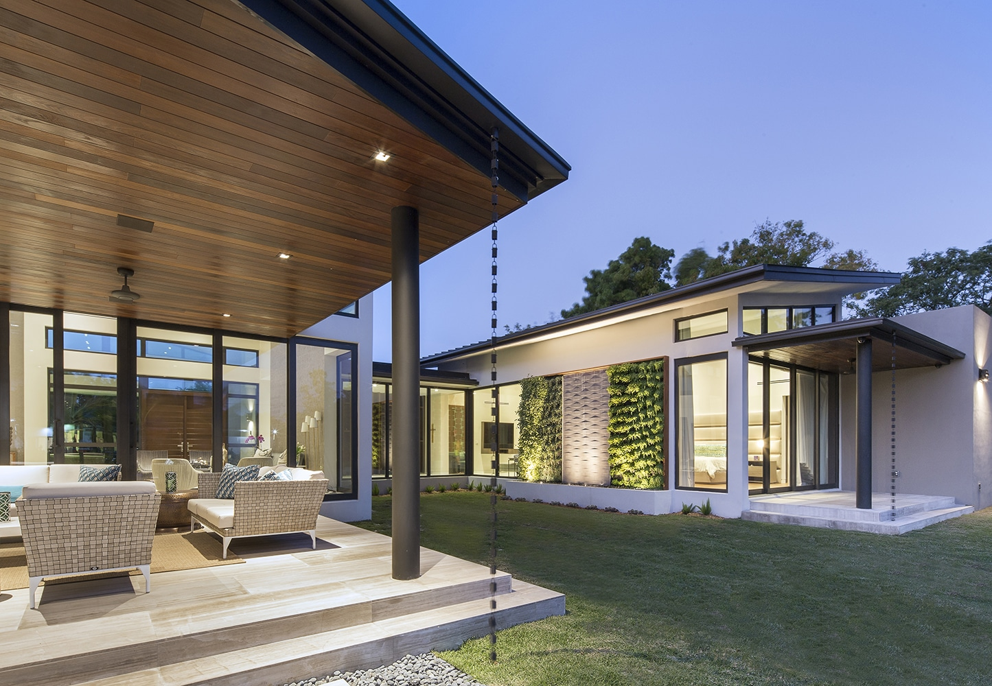 Recently Completed – Pinecrest Residence