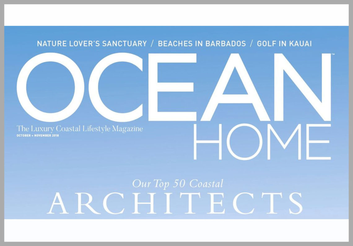 Ocean Home Top 50 Coastal Architects