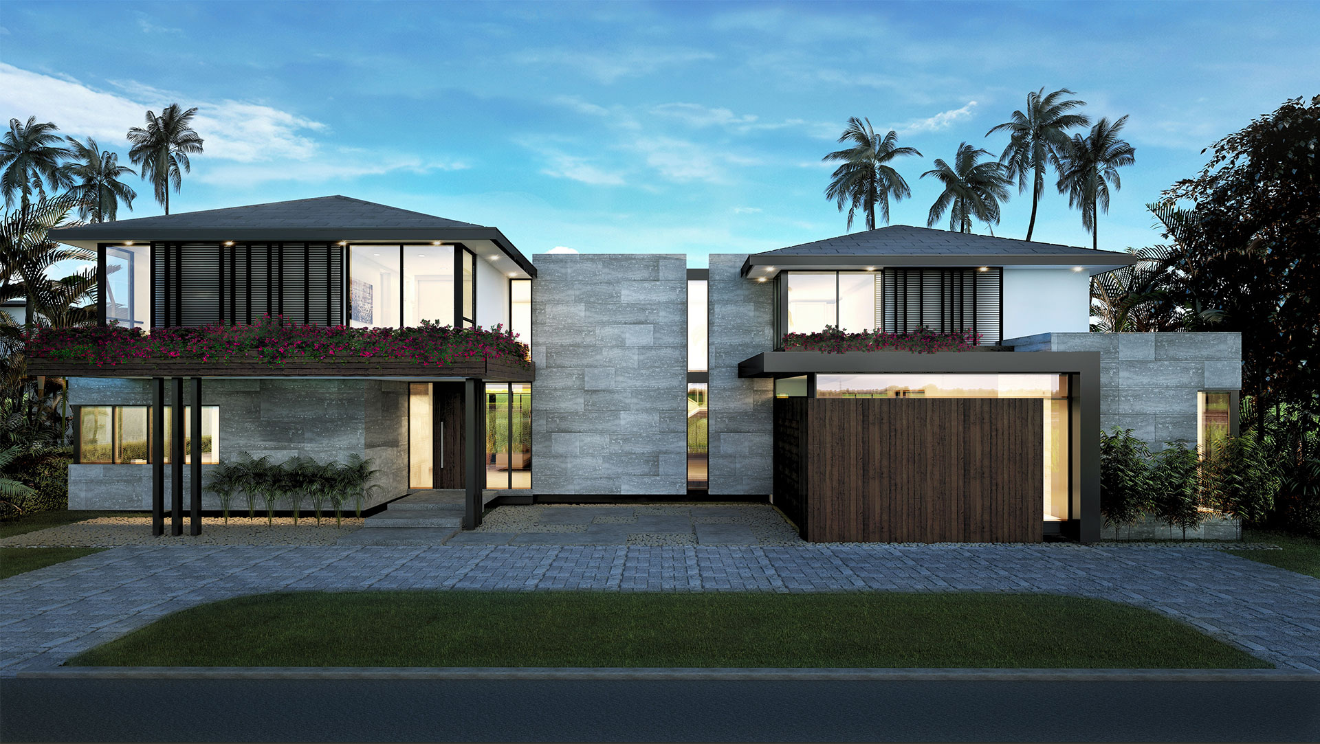 Architecture and Construction Administration project in Bal Cross, Florida