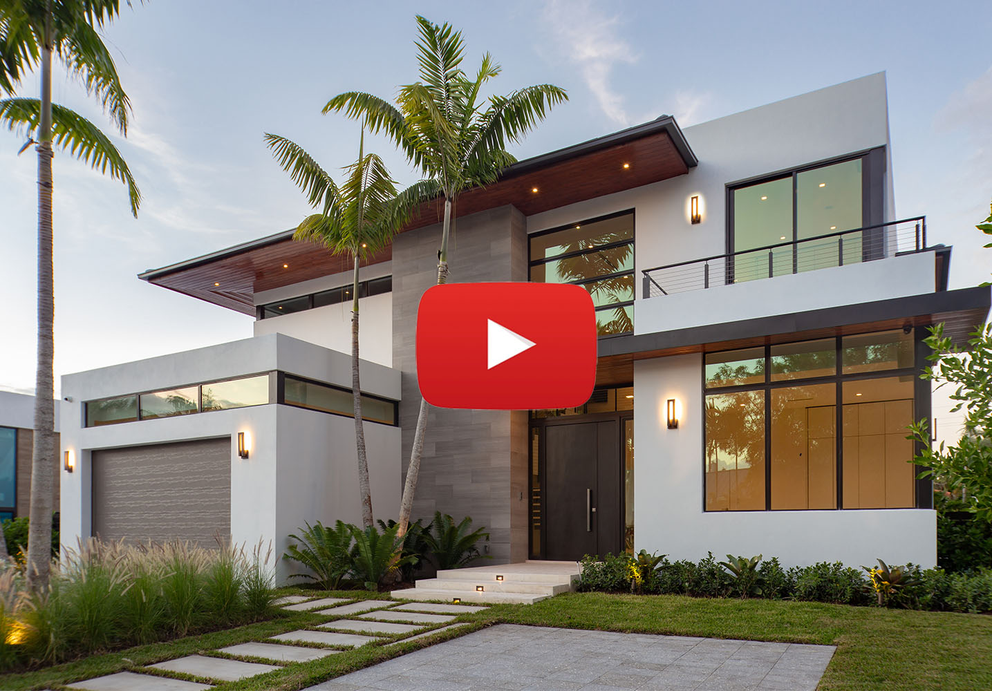 VIDEO: Home Tour with the Architect – 1301 Bay Harbor Residence