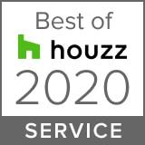 houzz best of service 2020