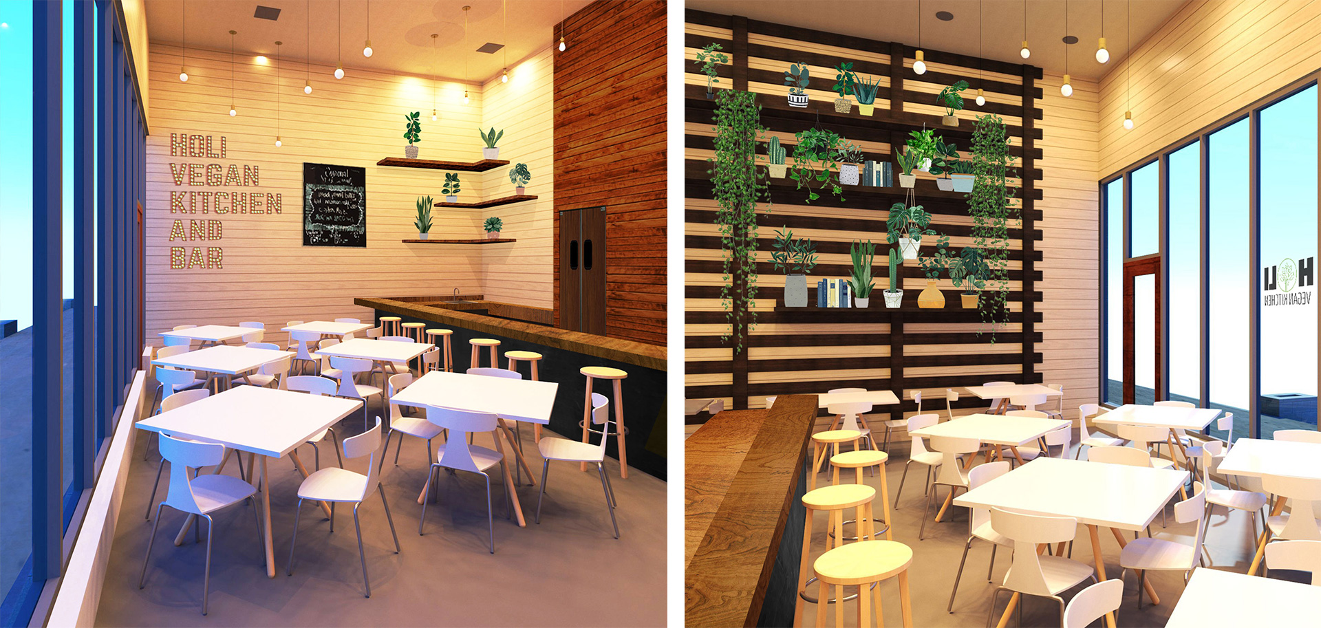 holi vegan kitchen and bar