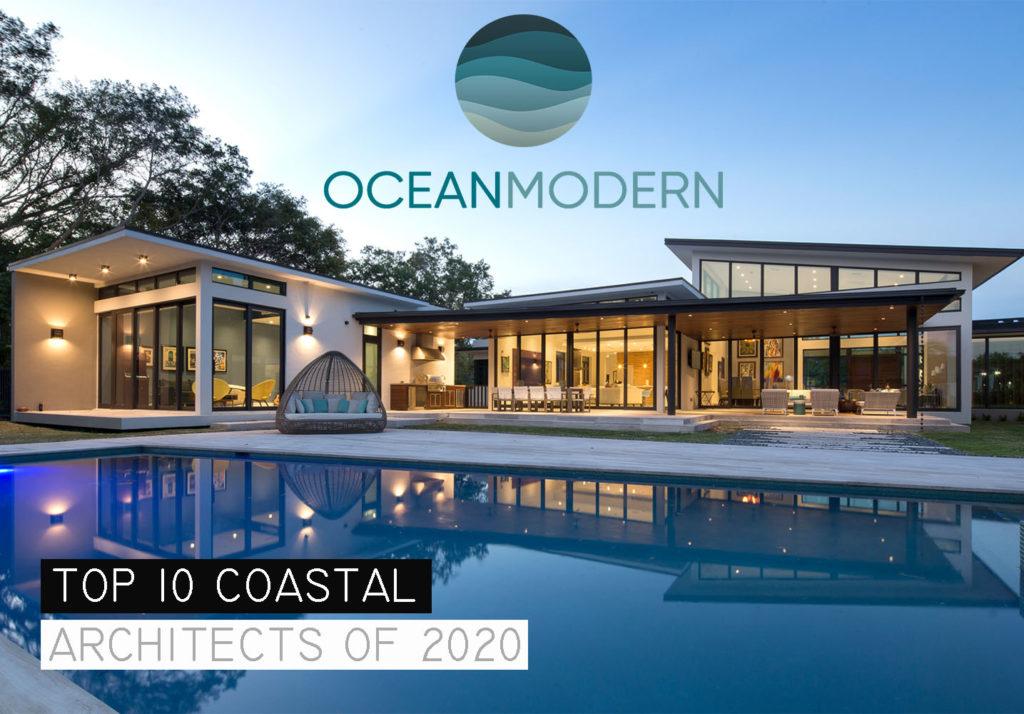 OceanModern Cover - top 10 coastal arquitects