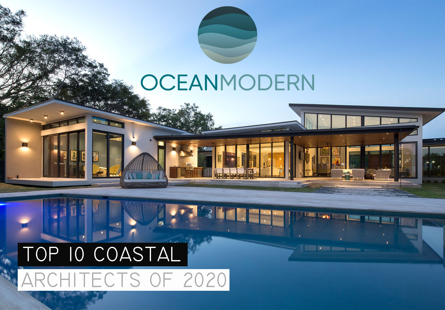 OceanModern Cover - top 10 coastal arquitects